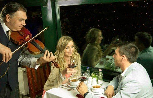 Dinner & Cruise